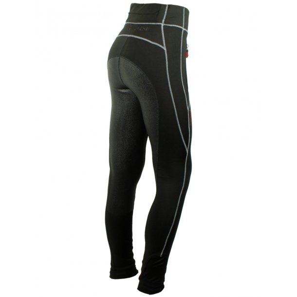 Equestrian FREEDOM Full, Ride Tights med power grip